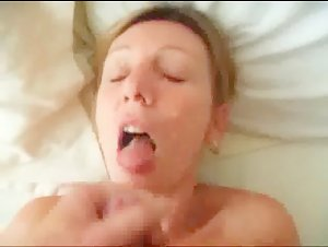 homemade amateur cum slut
