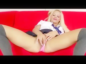 Naughty young gets horny with senior
