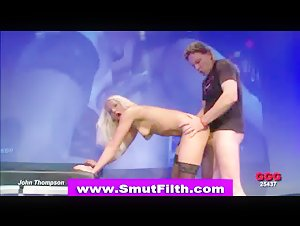 Cum fetish bukkake slut fuck blowjob and facials